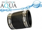 "EPDM spojka 75 - 68mm 2 1/2"", Evolution Aqua"