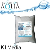 K1 Kaldnes médium / 10l, Evolution Aqua