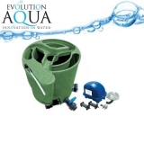 Eazy Pod Evolution Aqua+Kompresor Airtech 70l, Green