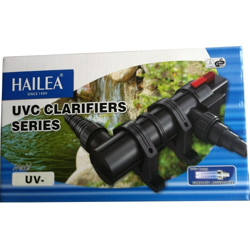 Hailea Uv Lampa do jazierka 9 Watt