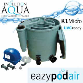 Eazy Pod MICRO AIR Evolution Aqua, KHAKI