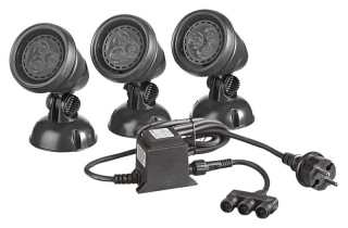 Oase LunAqua Classic LED Set 3 ks