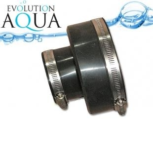 "EPDM redukcia 50 x 40mm 1 1/2"" x 1 1/4"", Evolution Aqua"