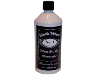 Black Velvet Bacterial gel1l, House Of Kata