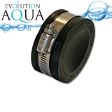 "EPDM koncovka 63 - 50mm 2"", Evolution Aqua"