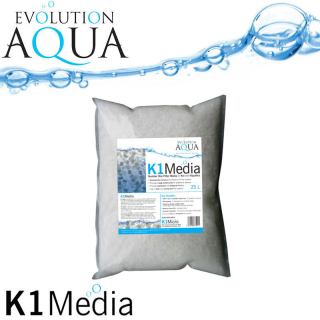 K1 Kaldnes médium / 25l, Evolution Aqua